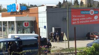 Γαλλία: Νεκρός ο δράστης που κρατούσε ομήρους σε σούπερ μάρκετ