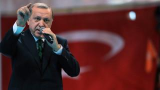 Ερντογάν: Μίλησα με Τραμπ και Πούτιν,  προχωράω κανονικά στο Μέμπιτς της Συρίας