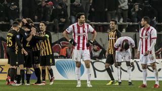 Super League: H Nova ανακοίνωσε ΑΕΚ και Ολυμπιακό