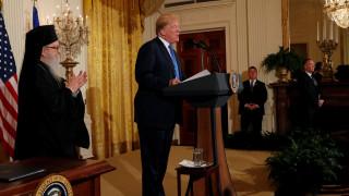 ΗΠΑ: Tι αναφέρει η Προεδρική Διακήρυξη για την 25η Μαρτίου που υπέγραψε ο Τραμπ