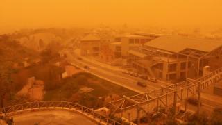 Η αφρικανική σκόνη επιστρέφει την 25η Μαρτίου σε πολλές περιοχές της χώρας