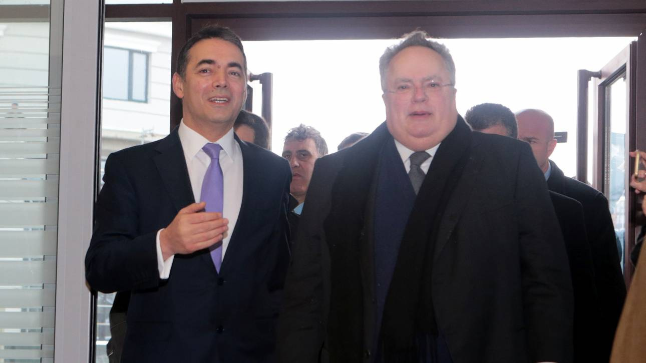Ολοκληρώθηκαν οι επαφές Κοτζιά στα Σκόπια