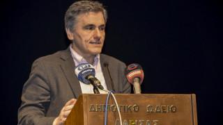 Τσακαλώτος: Η χώρα χρειάζεται δομικές αλλαγές