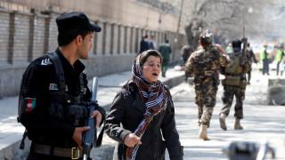 Πολύνεκρη επίθεση σε στάδιο στο Αφγανιστάν