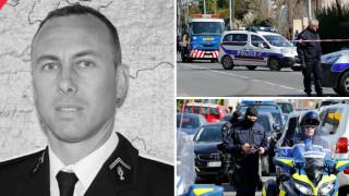 Αρνό Μπελτράμ: Ο 44χρονος που θυσίασε τη ζωή του για να σώσει ανθρώπους που δεν γνώριζε