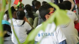 Γιορτάσαμε την Παγκόσμια Ημέρα Νερού παρέα με δεκάδες παιδιά