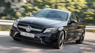 Οι Mercedes C-Class κατέβηκαν στα 1.500 κυβικά