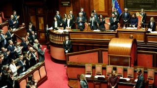 Ιταλία: Εξελέγησαν οι πρόεδροι της Βουλής και της Γερουσίας