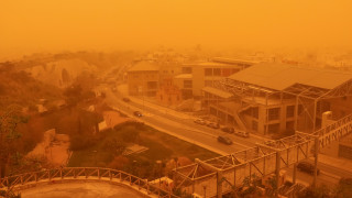 Καιρός: Ευνοείται η μεταφορά σκόνης την Κυριακή