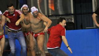 Κυπελλούχος Ελλάδας στο πόλο ο Ολυμπιακός