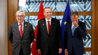 Η δύσκολη εξίσωση της Συνόδου ΕΕ - Τουρκίας στη Βάρνα και οι σχέσεις ανάγκης