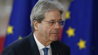 Ιταλία: Ο Πάολο Τζεντιλόνι υπέβαλε την παραίτησή του