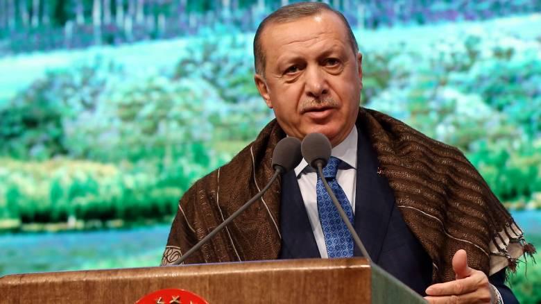 Ερντογάν: Αν χρειαστεί, θα δώσουμε και θα πάρουμε ζωές για τη μεγάλη Τουρκία