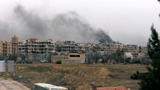 Συρία: 12χρονος ποδοσφαιριστής σκοτώθηκε από ρουκέτες που έπεσαν στη Δαμασκό