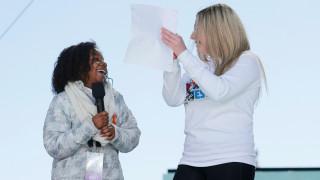 «Φτάνει πια με τα όπλα»: Η 9χρονη εγγονή του Μάρτιν Λούθερ Κινγκ έχει ένα όνειρο