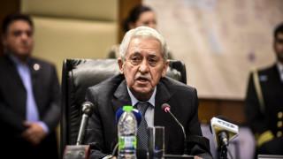 Κουβέλης: Η Ελλάδα θέλει τη συνεργασία των λαών - Διαρκής υπεράσπιση των εθνικών μας δικαιωμάτων