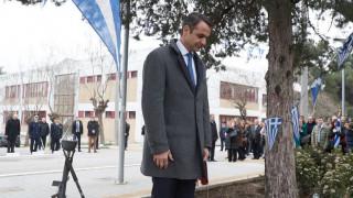 Με τους γονείς των δύο Ελλήνων στρατιωτικών συναντήθηκε ο Μητσοτάκης
