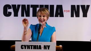 Σίνθια Νίξον: Η Μιράντα πήρε το όπλο της