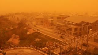 Η αφρικανική σκόνη επιστρέφει στην Κρήτη - Ποια σχολεία θα είναι κλειστά τη Δευτέρα
