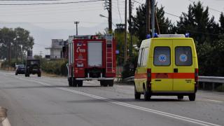 Ναύπλιο: Ένας νεκρός από σύγκρουση αυτοκινήτου με τρακτέρ