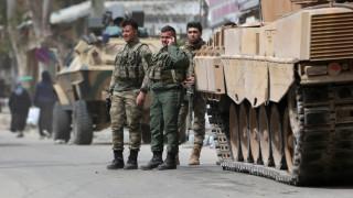Ο Ερντογάν ανακοίνωσε τον επόμενο στόχο της στρατιωτικής επιχείρησης στη Συρία