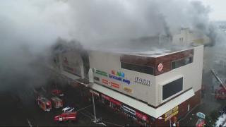 Τραγωδία στη Ρωσία: Δεκάδες νεκροί, τραυματίες και αγνοούμενοι από φωτιά σε εμπορικό κέντρο