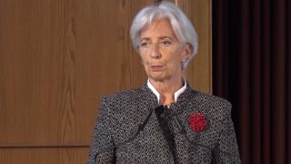 Ειδικό ταμείο για απρόβλεπτες περιστάσεις προτείνει η Λαγκάρντ στην ευρωζώνη