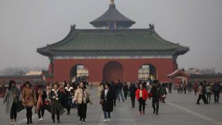 Ατμοσφαιρικό νέφος: Πορτοκαλί συναγερμός σε Πεκίνο και Τιεντσίν