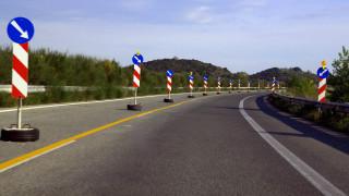 Κυκλοφοριακές ρυθμίσεις από το Αντίρριο ως το Μεσολόγγι για δύο μέρες