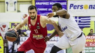 Basket League: Εύκολη νίκη ο Ολυμπιακός, MVP ο Τζόουνς
