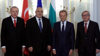 Σύνοδος ΕΕ-Τουρκίας στη Βάρνα: Δείτε live τις δηλώσεις