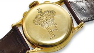 To ρολόι του bon vivant Φαρούκ της Αιγύπτου έκανε ρεκόρ