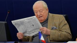 Οριστικοποιήθηκε η καταδίκη του Ζαν-Μαρί Λεπέν για τους «θαλάμους αερίων»