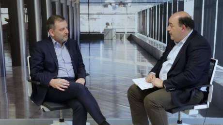 Χάρης Μπρουμίδης (Vodafone Ελλάδος): Ο κλάδος των τηλεπικοινωνιών είναι μία αγορά όπου δεν πλήττεις