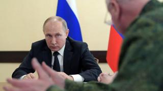 Ο Πούτιν διόρισε νέο υφυπουργό Εξωτερικών