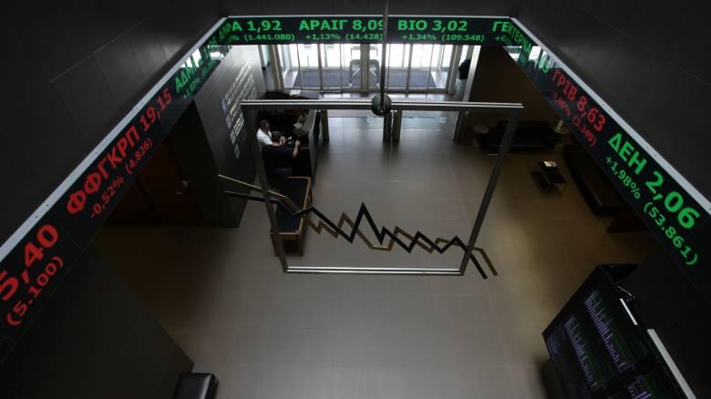 Χρηματιστήριο: Με ήπια άνοδο έκλεισαν οι τιμές σήμερα