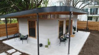 Το 3D εκτυπωμένο σπίτι που υπόσχεται να λύσει το πρόβλημα στέγης στις φτωχογειτονιές του κόσμου