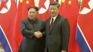 Η Κίνα επιβεβαίωσε την ανεπίσημη επίσκεψη του Κιμ Γιονγκ Ουν στο Πεκίνο