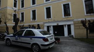 Υπολείμματα εκρηκτικού μηχανισμού βρέθηκαν κοντά σε φυλάκιο στα δικαστήρια της Ευελπίδων
