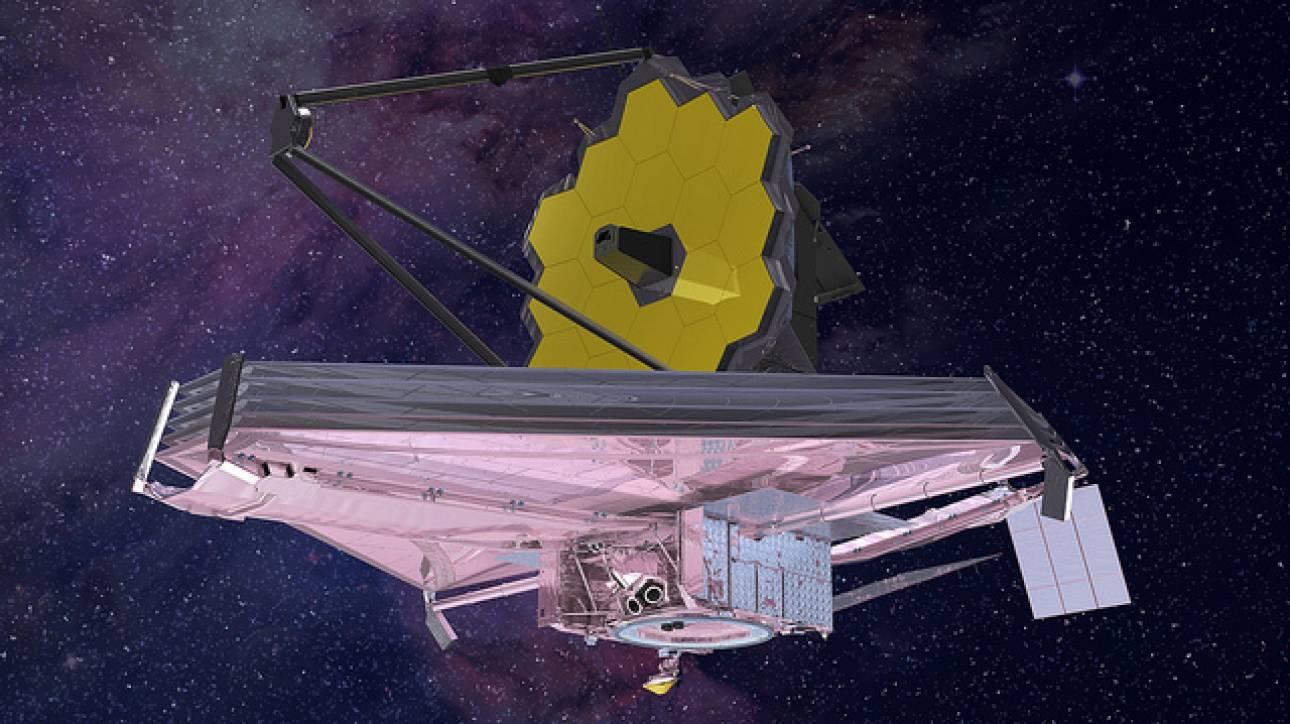 Καθυστερεί η κατασκευή του νέου διαστημικού τηλεσκοπίου James Webb