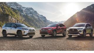 Αυτοκίνητο: Tο νέο Toyota RAV4 έγινε και πάλι πιο SUV και θέλει να επιστρέψει στο προσκήνιο