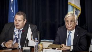 Μήνυμα Παυλόπουλου στην Τουρκία: Η Ελλάδα υπερασπίζεται τα σύνορά της και την Ευρώπη