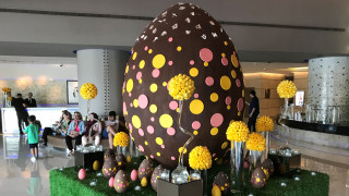 Πασχαλινό αυγό… γίγας στο Ντουμπάι!