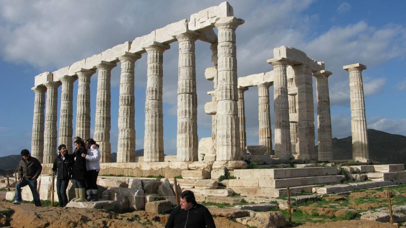 ΚΑΣ: «Όχι» στη χορήγηση άδειας κινηματογράφησης στον αρχαιολογικό χώρο του Σουνίου