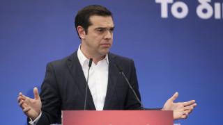 Τσίπρας για πΓΔΜ: Στόχος μια λύση που θα διασφαλίζει την ιστορία και θα ακυρώνει κάθε αλυτρωτισμό