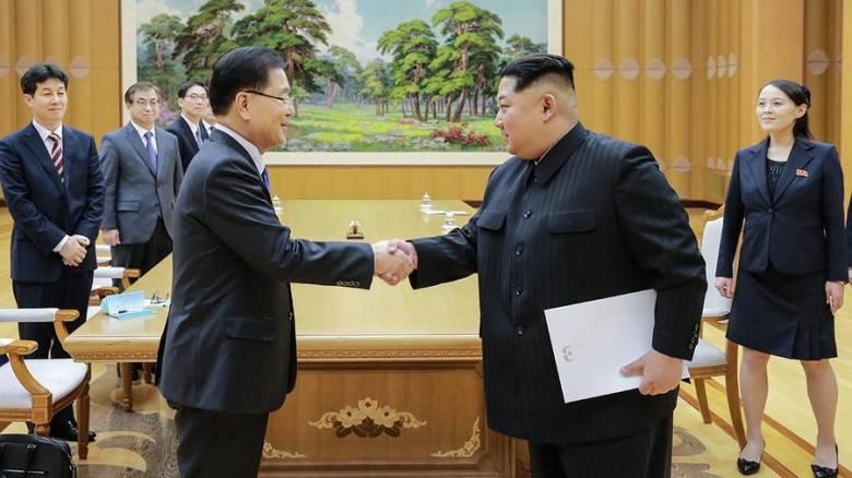 Στα τέλη Απριλίου η πρώτη κοινή διάσκεψη Νότιας - Βόρειας Κορέας