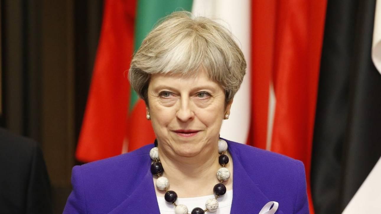 Περιοδεία Μέι στη Βρετανία: Θα μιλήσει με τους πολίτες για το Brexit