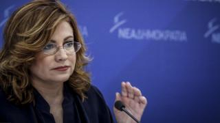 Σπυράκη: Η επιστροφή των δύο αξιωματικών είναι για τη ΝΔ απόλυτη εθνική προτεραιότητα