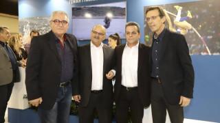 Εγκαινίασε την 3η SportExpo ο Ιούλιος Συναδινός (pics)