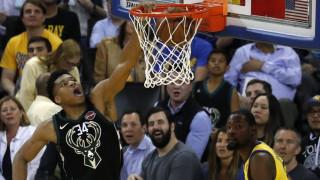 NBA: Ο Αντετοκούνμπο νίκησε τους πρωταθλητές! (vids)